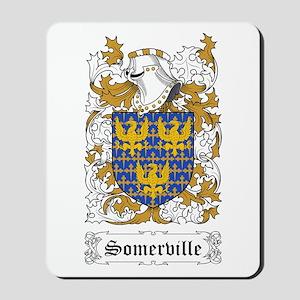 Somerville [English] Mousepad